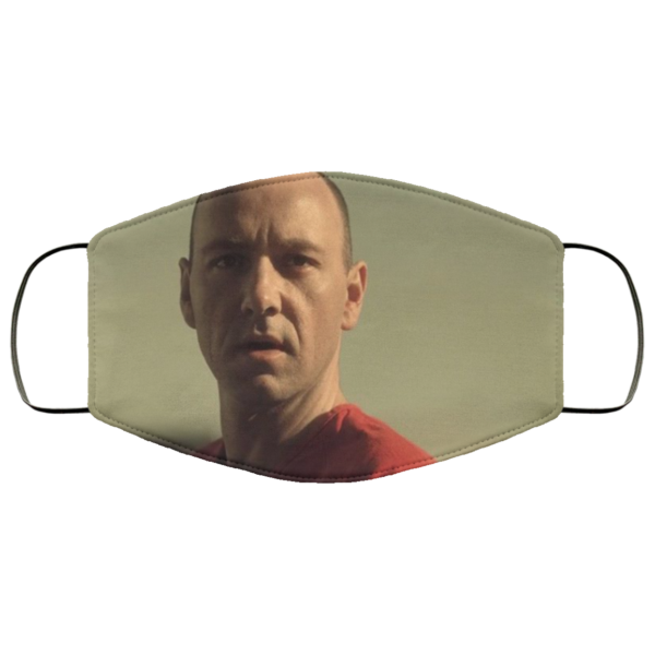 John Doe Cloth Face Mask