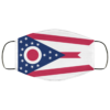 Ohio flag Cloth Face Mask