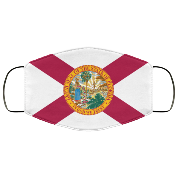 Florida flag Cloth Face Mask