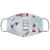 Budweiser Beer Cloth Face Mask