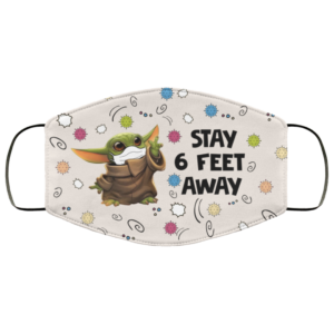 Baby-Yoda-Stay-6-Feet-Away-Face-Mask