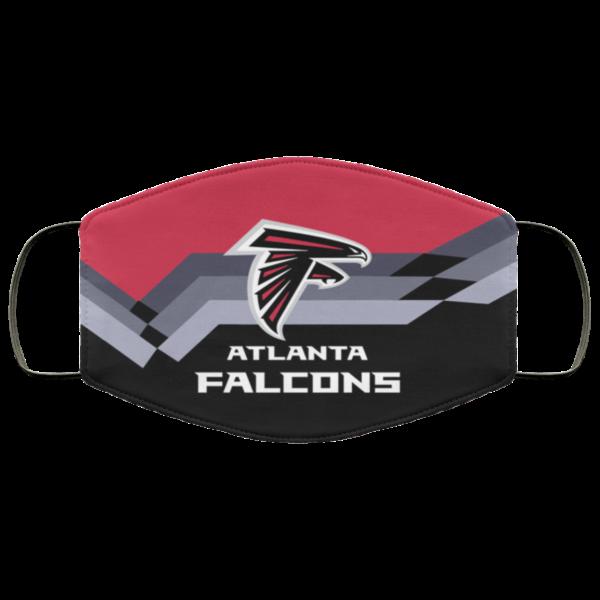 Atlanta falcons Face Mask