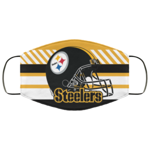 Pittsburgh Steelers NFL Face Mask