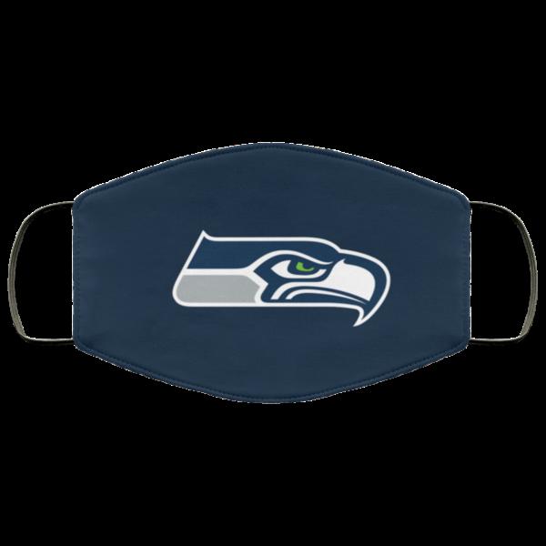 Seattle Seahawks Cloth Face Mask