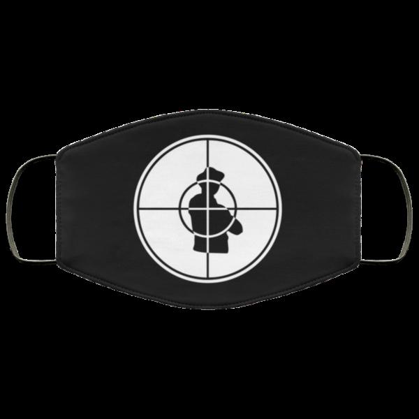 Public Enemy Cloth Face Mask
