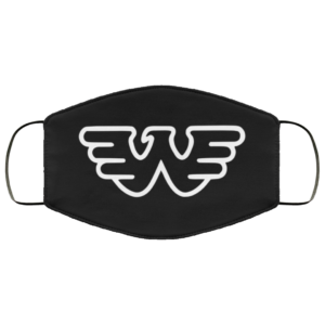 Waylon Jennings Cloth Face Mask