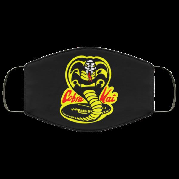 Cobra Kai Cloth Face Mask