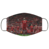LIVERPOOL FC PREMIER League Champions Face Mask 1