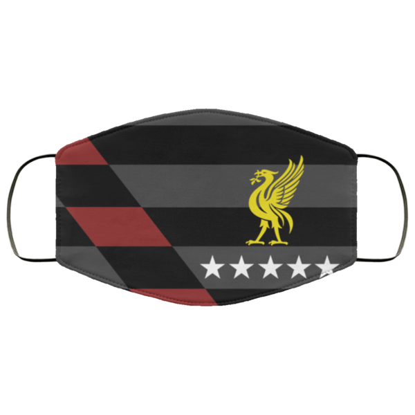 Liverpool champions face mask 1