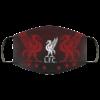 LFC Champions Liverpool Face Mask 1
