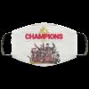 PREMIER LEAGUE CHAMPIONS 2020 Liverpool Face Mask 1