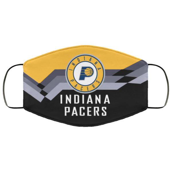 Indiana Pacers NBA Face Mask