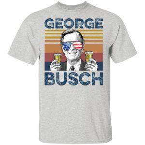 George Busch t-shirt