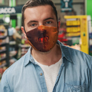 Hannibal Lecter Silence of the Lamb Face Mask