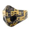 Boston Bruins Sport Mask Filter PM2 5