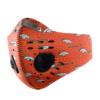 Denver Broncos Sport Mask Filter PM2 5