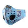 Kansas City Royals Sport Mask Filter PM2 5