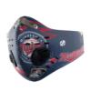 Minnesota Twins Sport Mask Filter PM2 5