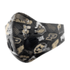 Purdue University Boilermakers Sport Mask Activated Carbon Filter PM2 5