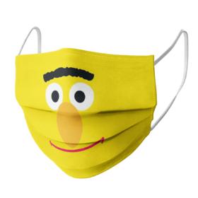 Sesame Street Bert Face Face Mask