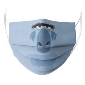 Sesame Street Sam the Eagle Face Mask