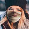Sesame Street Swedish Chef Face Mask