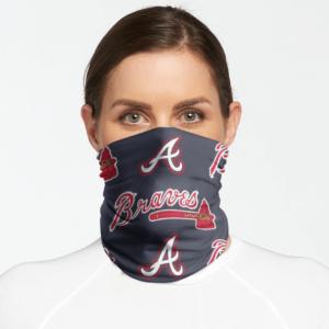 Atlanta Braves Bandana Gaiter Scraft A001