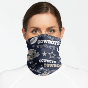 Dallas Cowboys Bandana Gaiter Scraft D001