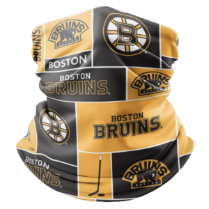 Boston Bruins Bandana Gaiter Scraft B001