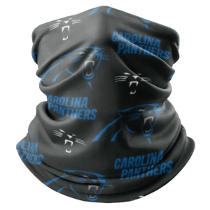 Carolina Panthers Bandana Gaiter Scraft C001