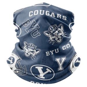 Brigham Young University Cougars Bandana Gaiter Scraft B003