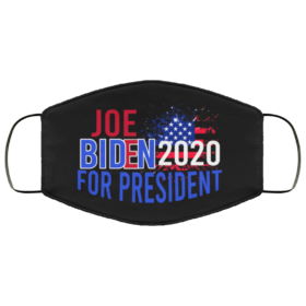 Joe Biden 2020 American President Pro Joe Biden Gift Face Mask