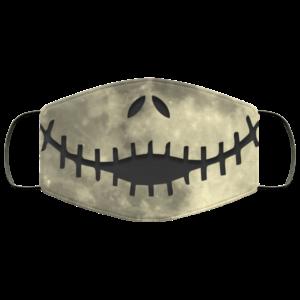 Jack Skellington Face Mask