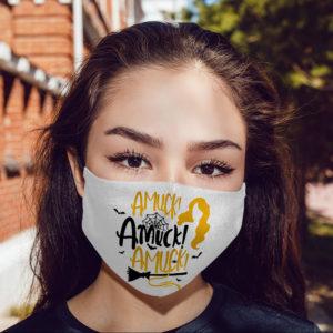 Amuck Amuck Hocus Pocus Face Mask