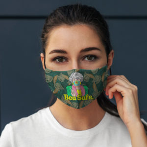 Bea Safe Dorothy Golden Girls Face Mask