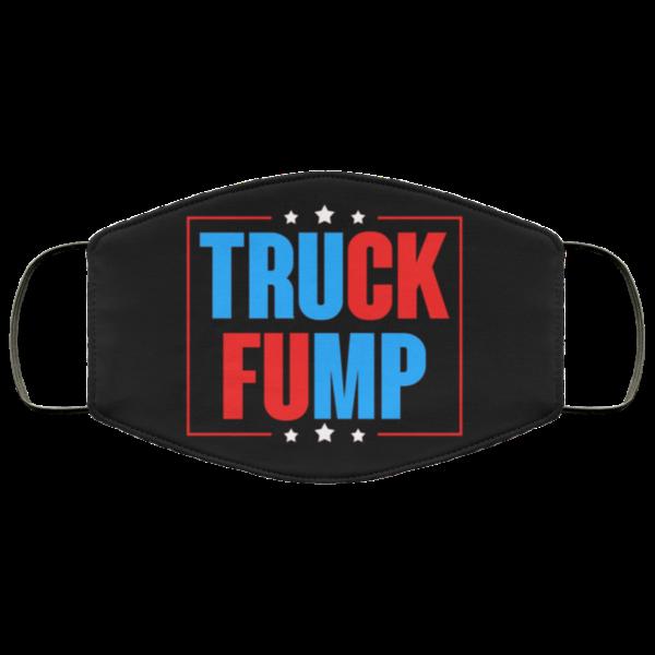 Truck Fump Anti Trump Face Mask Funny Donald Trump Face Mask