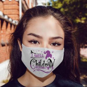 I Smell Children Hocus Pocus Face Mask