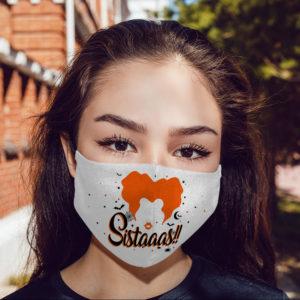 Hocus Pocus Winifred Sanderson Sistaaas Face Mask