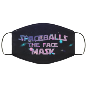 Spaceballs The Face Mask Star Wars Mask Parody Face Mask