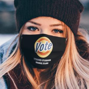 Anti-Trump-Vote-Detergent-Funny-Vintage-Face-Mask