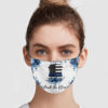 Back The Blue Reusable Face Mask
