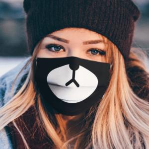 Bear-nose-Face-Mask