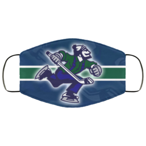 Fan's Vancouver Canucks Cloth Reusable Face Mask