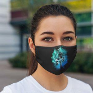 Hero Deku Face Mask Reusable
