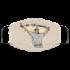 Jim Lahey I Am The Liquor Cloth Face Mask