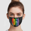 Love Is Wins Reusable Face Mask