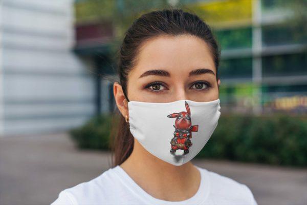 Pikapool Face Mask Reusable