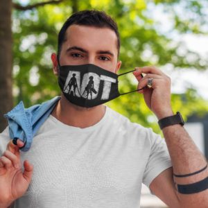 Titan Killers Face Mask Reusable