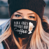 WILL ONLY REMOVE FOR COFFEE FACE MASK mk