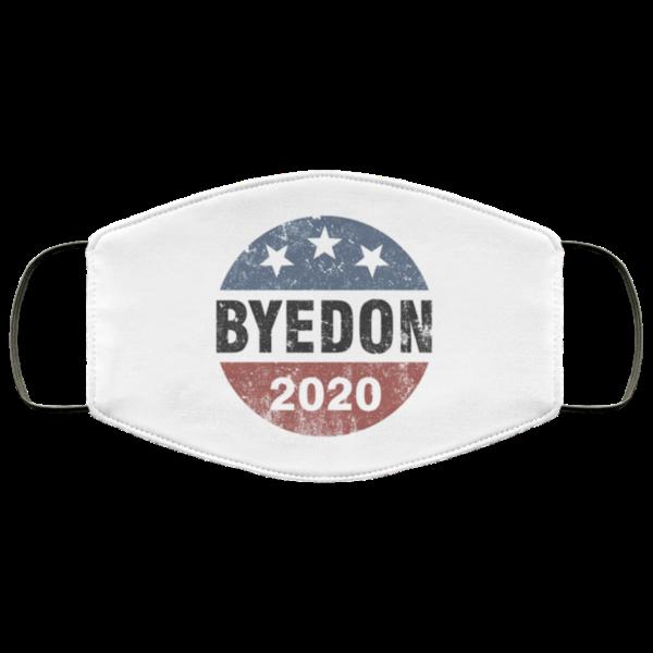 ByeDon 2020 Bye Don Vintage Funny Joe Biden Face Mask